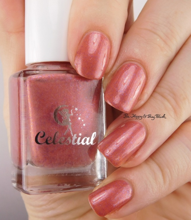 Celestial Cosmetics Lady | Be Happy And Buy Polish