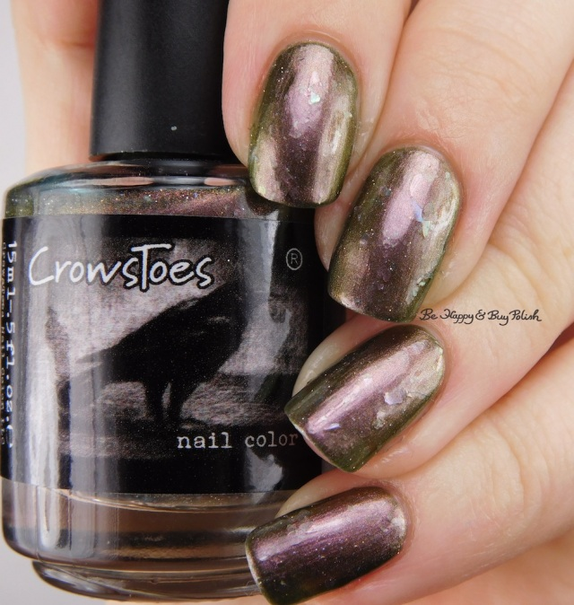 CrowsToes Nail Color Death Warmed Over | Be Happy And Buy Polish