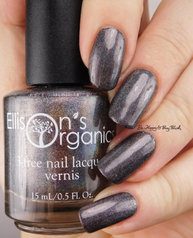 Ellison's Organics Make My Wish Come True | Be Happy And Buy Polish