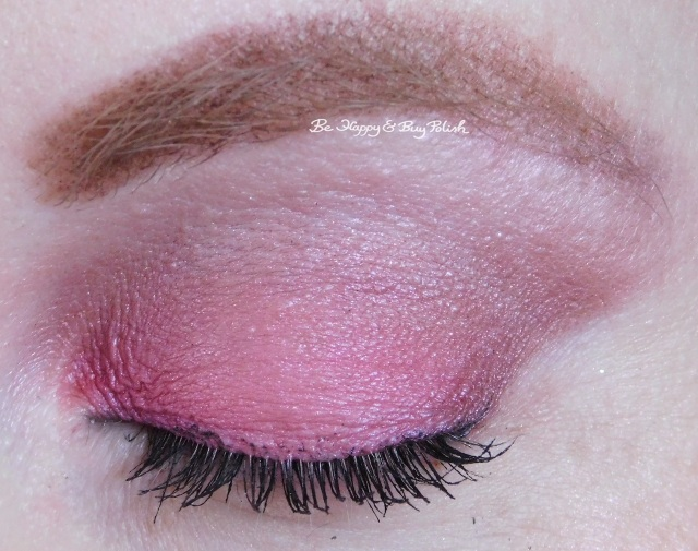 eyeshadow look with Urban Decay Cake, Lily, Underhand, Fast Ball | Be Happy And Buy Polish