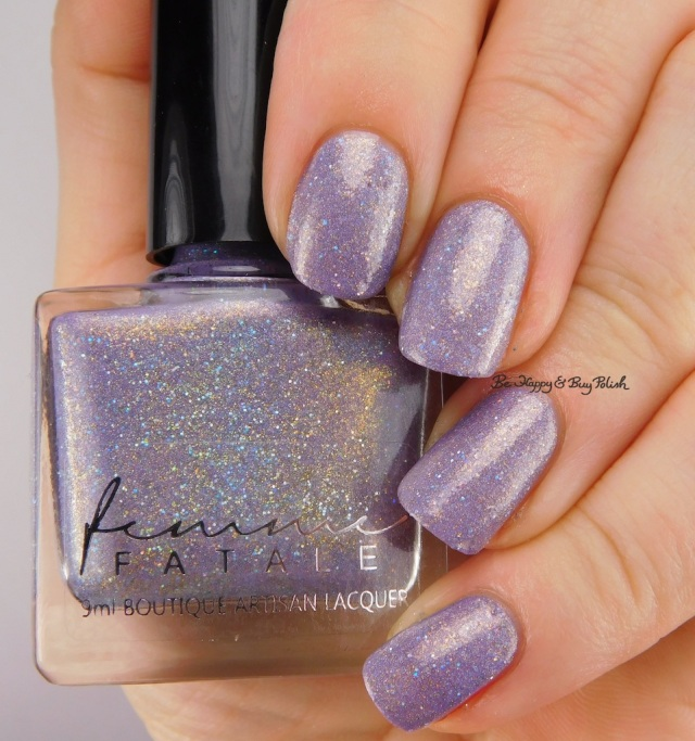 Femme Fatale Cosmetics Unicorn Treasure Trove Hella Holo Customs | Be Happy And Buy Polish