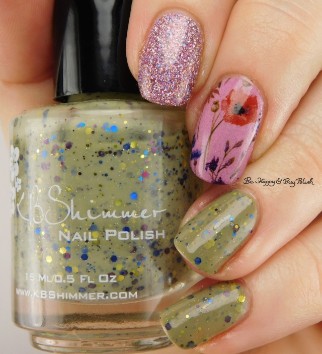 KBShimmer Open Toad Shoes, Pretty & Polished A Cashmere Rose By Any Other Name, KBShimmer Things That Make You Go Bloom | Be Happy And Buy Polish