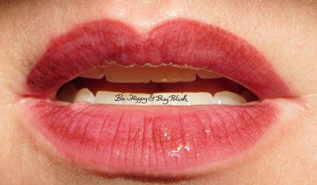 LipSense Sheer Berry sun photo | Be Happy And Buy Polish