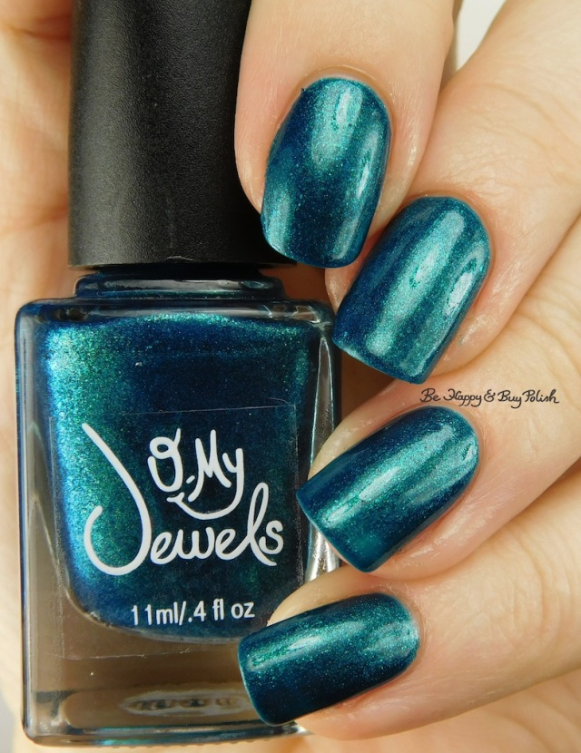 O My Jewels Be-Jeweled | Be Happy And Buy Polish