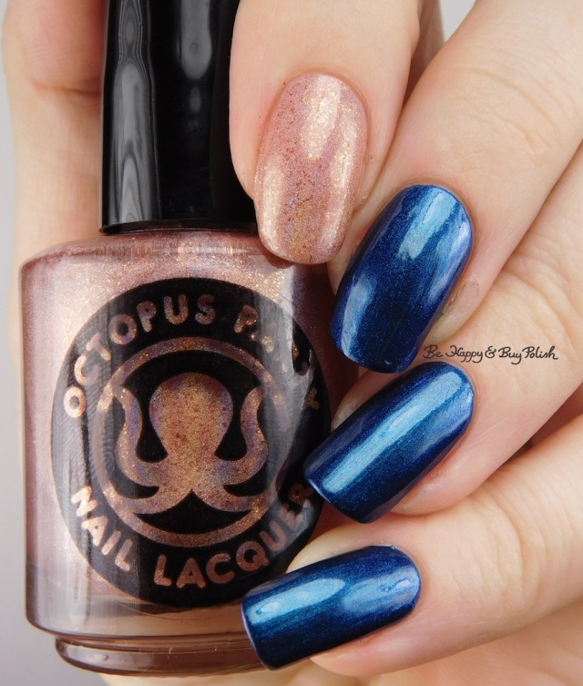 Octopus Party Nail Lacquer Homeward Sound, China Glaze Rodeo Fanatic | Be Happy And Buy Polish
