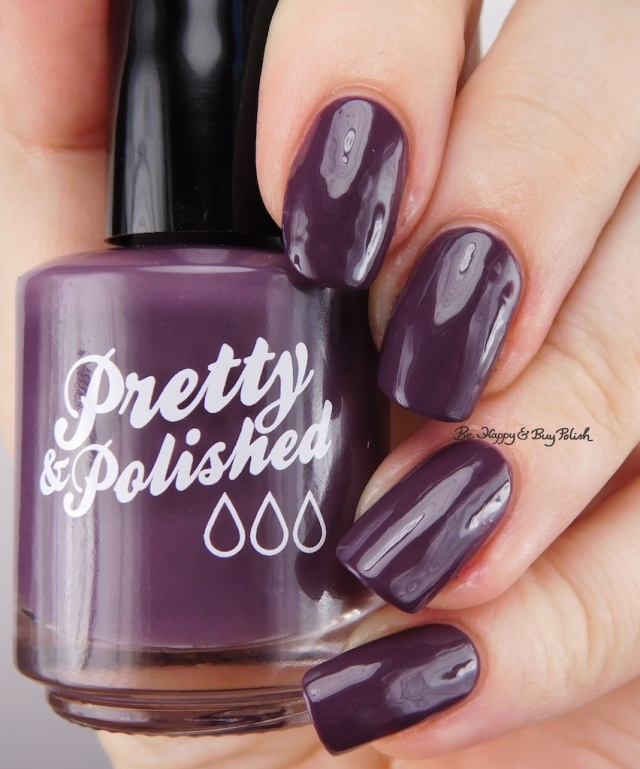 Pretty & Polished That's Just Plum Dandy | Be Happy And Buy Polish