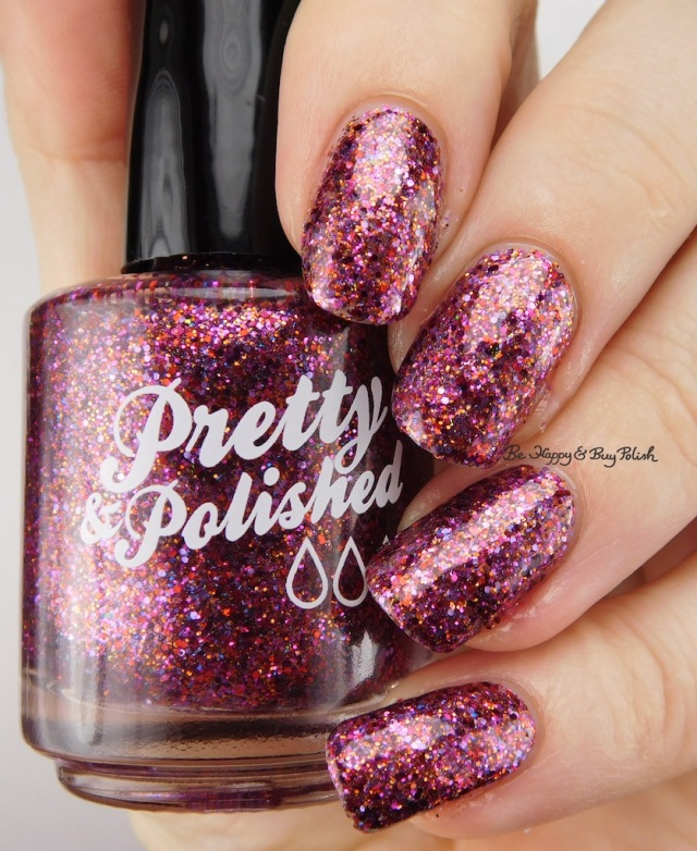 Pretty & Polished Throw Some Glitter On It! | Be Happy And Buy Polish