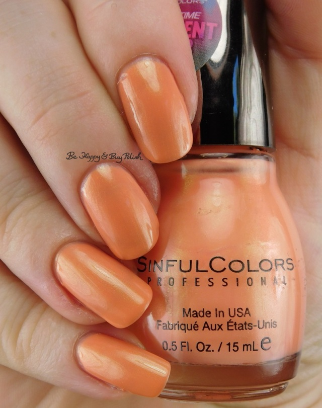 Sinful Colors Iridescent Color Flash Back | Be Happy And Buy Polish