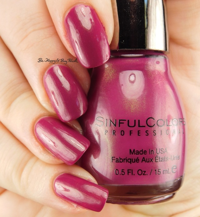 Sinful Colors Iridescent Color Mars Attracts | Be Happy And Buy Polish