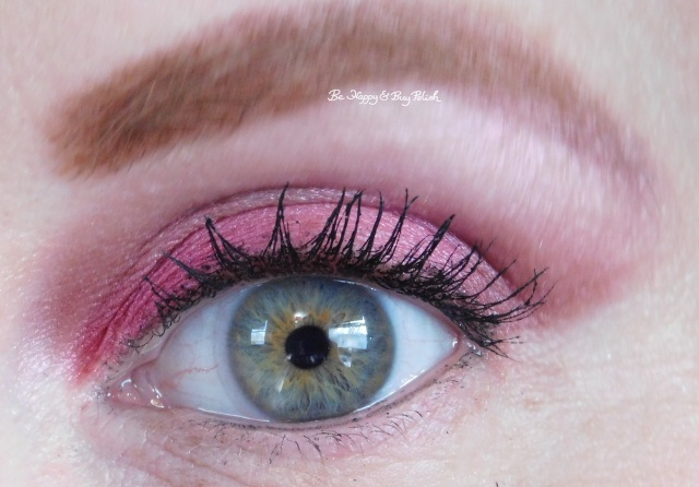 Urban Decay Cake, Lily, Underhand, Fast Ball eyeshadow look | Be Happy And Buy Polish