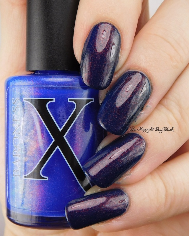 Baroness X Vulcan over Formula X Orbit | Be Happy And Buy Polish