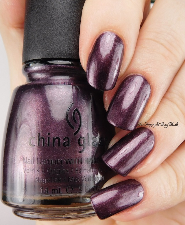 China Glaze Bogie | Be Happy And Buy Polish