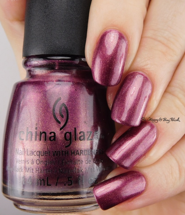 China Glaze Lasso My Heart | Be Happy And Buy Polish