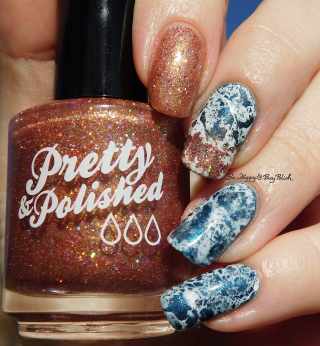 China Glaze Rodeo Fanatic, Dreamland Lacquer A Wedding Dress That Isn't Bright Turquoise, Pretty & Polished Sand In My Crack   Be Happy And Buy Polish