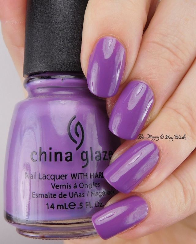 China Glaze Spontaneous | Be Happy And Buy Polish