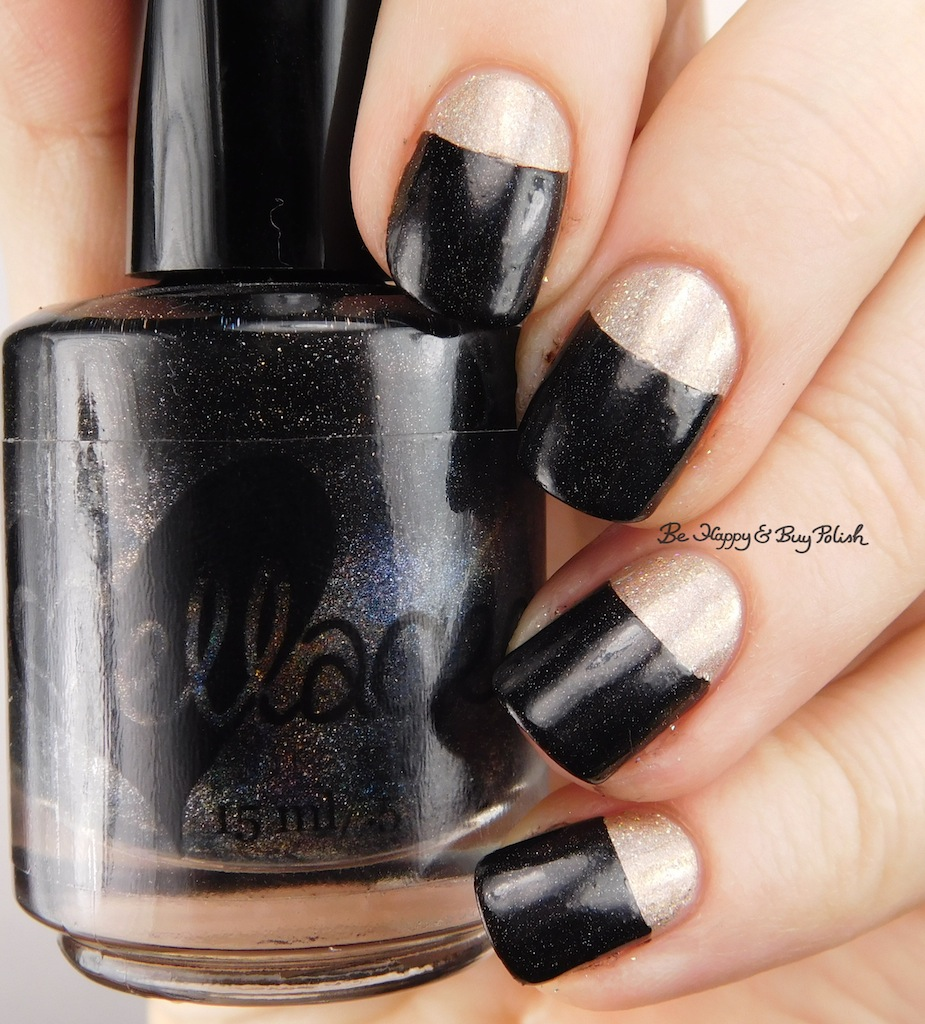 New Year\'s Eve Nails with ILNP, ellagee, CrowsToes, and China Glaze ...