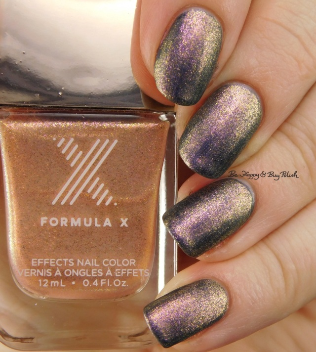 Formula X Alchemy III over Infamous | Be Happy And Buy Polish