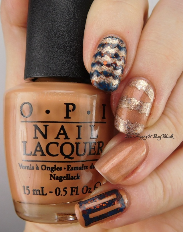 OPI Going My Way or Norway, Vapid Lacquer Sweaters N Denim, CrowsToes Nail Color Orangeblooded, Polished for Days Son of a Nutcracker | Be Happy And Buy Polish