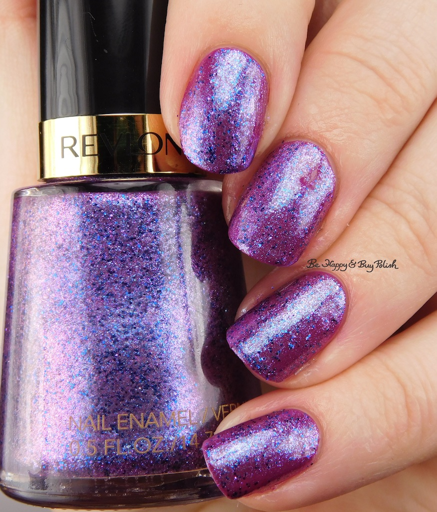 Revlon Magnetic swatch + review | Be Happy and Buy Polish