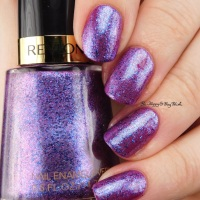 Revlon Magnetic swatch + review