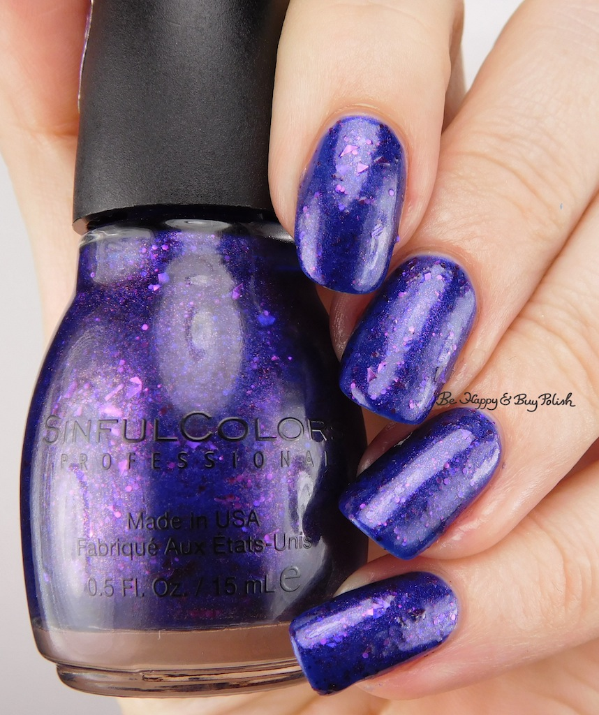 Sinful Colors Luxe Fragments: Walk the Walk, Tear It Up, Couture For ...