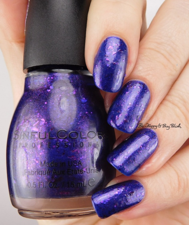 Sinful Colors Couture For Sure Luxe Fragments | Be Happy And Buy Polish