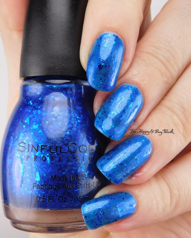 Sinful Colors Tear It Up Luxe Fragments | Be Happy And Buy Polish