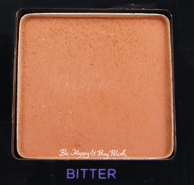 Urban Decay Vice 4 Bitter eyeshadow | Be Happy And Buy Polish