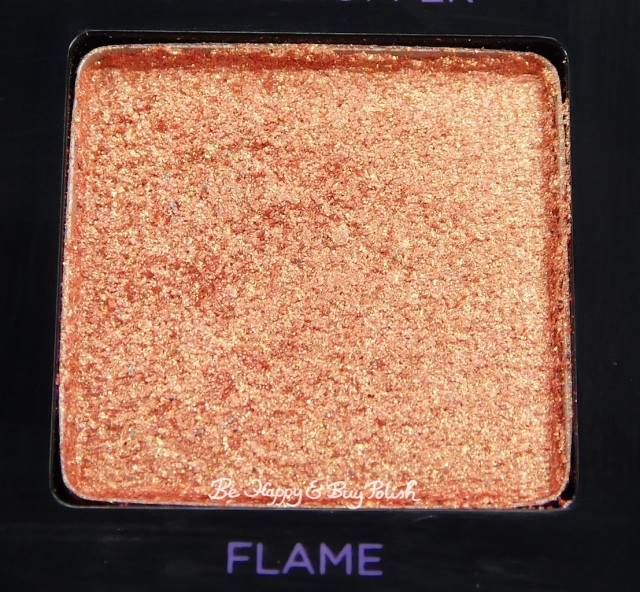 Urban Decay Vice 4 Flame eyeshadow | Be Happy And Buy Polish