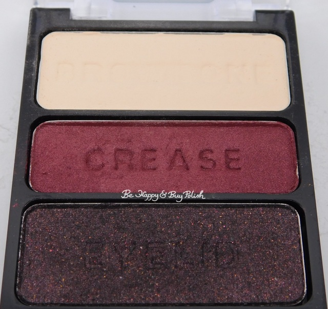 Wet N Wild Velour Vixen eyeshadow palette | Be Happy And Buy Polish