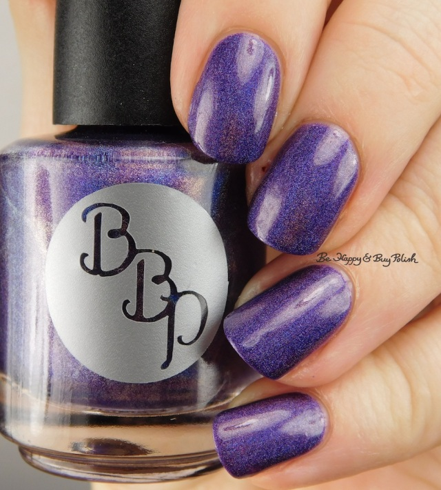 Bad Bitch Polish Amethyst Andromeda | Be Happy And Buy Polish