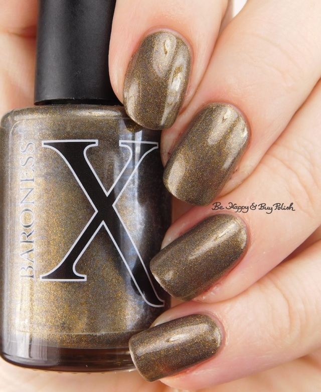 Baroness X Hedonist | Be Happy And Buy Polish