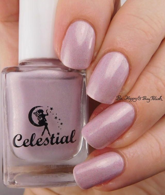 Celestial Cosmetics LE May 2016 | Be Happy And Buy Polish