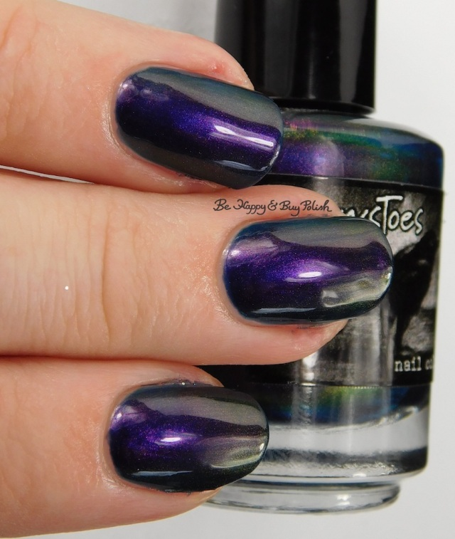 Huginn & Muninn CrowsToes Nail Color | Be Happy And Buy Polish