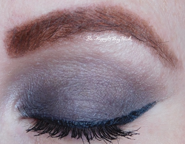Jesse's Girl Sounds of the City eyeshadow palette, liquid eyeliner | Be Happy And Buy Polish