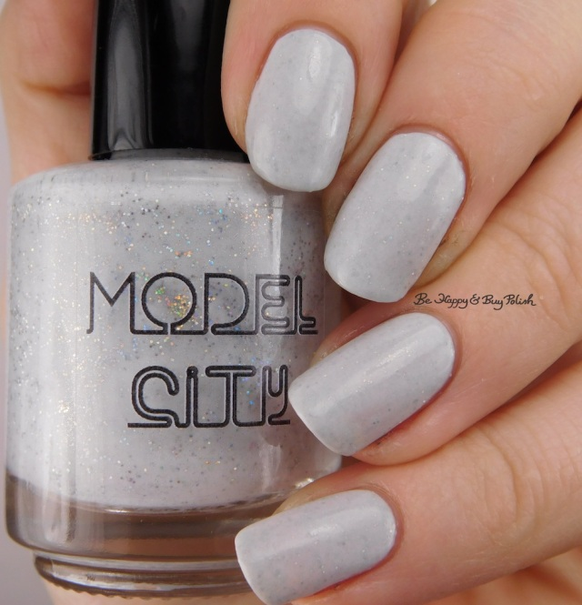Model City Polish Glisten | Be Happy And Buy Polish