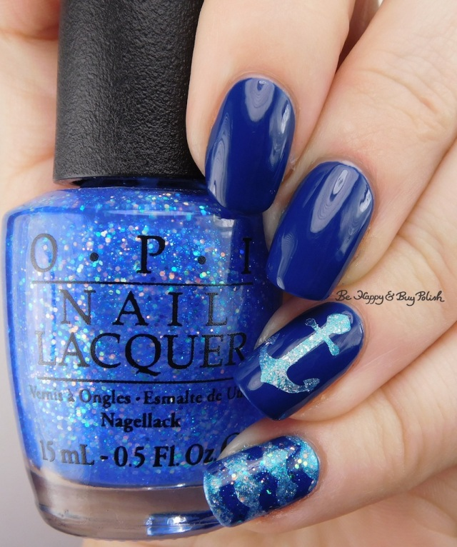 OPI Better Be Blue, Fancy Gloss December MP 2016, OPI Keeping Suzi At Bay | Be Happy And Buy Polish