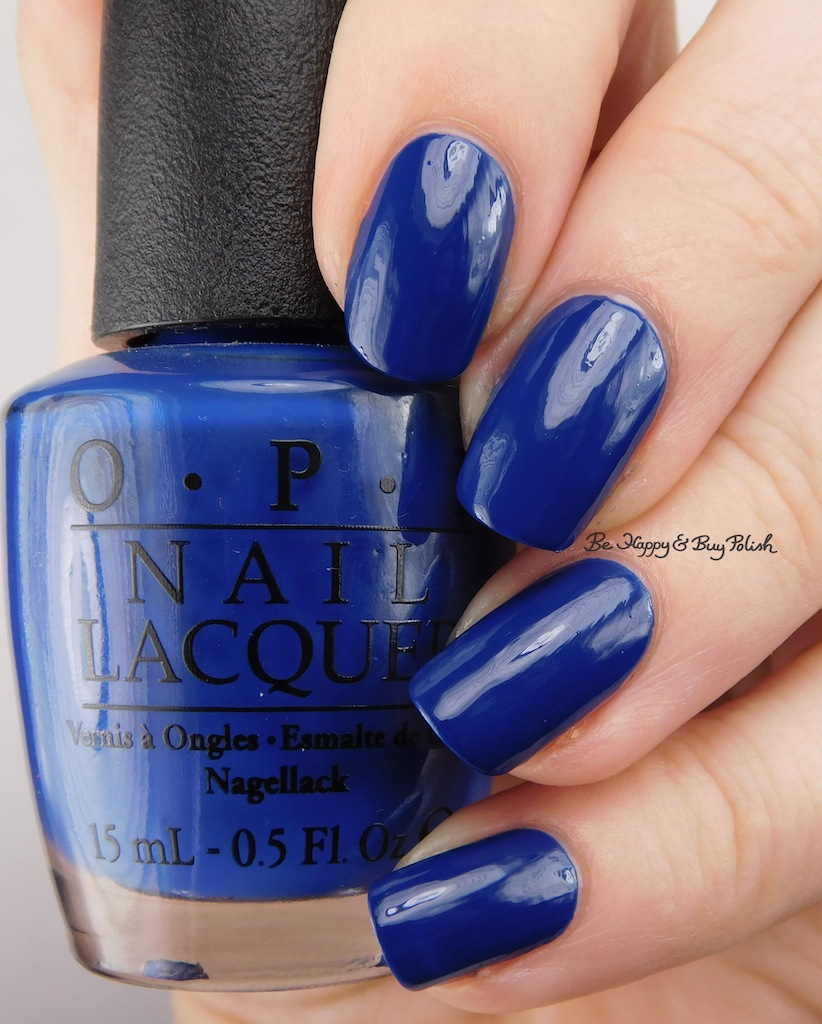 Nautical Nail Art With Opi And Fancy Gloss Be Happy And Buy Polish