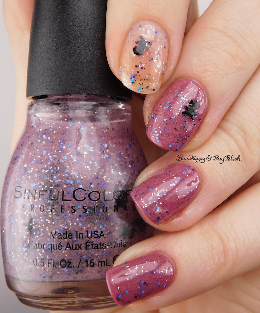 Sinful Colors Dead On swatch + review | Be Happy and Buy Polish