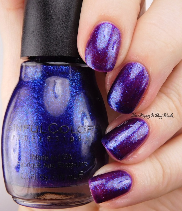 Sinful Colors Decem-brrr | Be Happy And Buy Polish