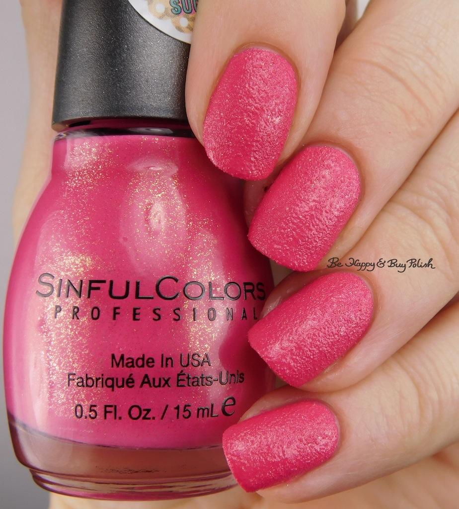 Sinful Cotton Candy Nail Polish: Sinful Colors Kandee Johnson Nail Polish Collection