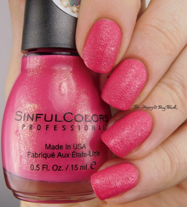 Sinful Colors Pink Velvet | Be Happy And Buy Polish