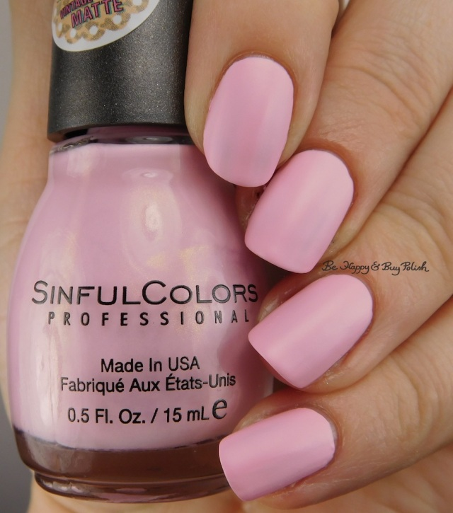 Sinful Colors Strawberry Milk | Be Happy And Buy Polish