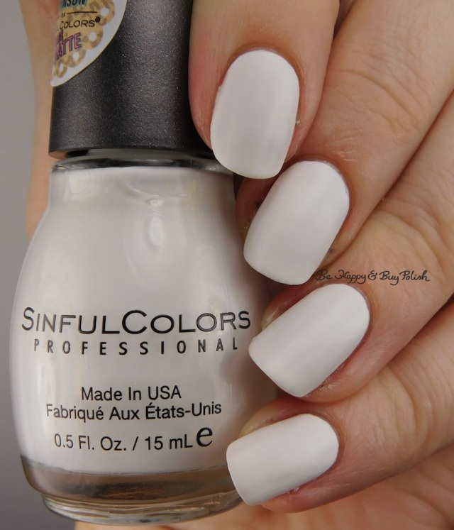 Sinful Colors Whipped Frosting | Be Happy And Buy Polish