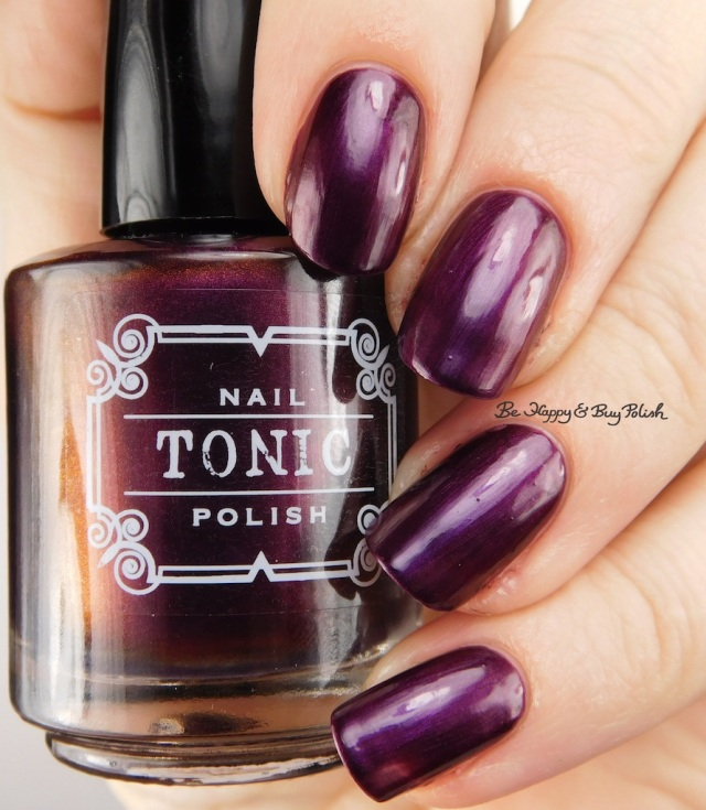 Tonic Nail Polish Carnality | Be Happy And Buy Polish