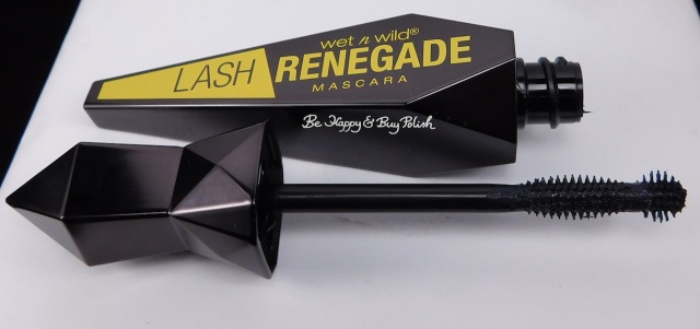 Wet N Wild Lash Renegade Mascara | Be Happy And Buy Polish