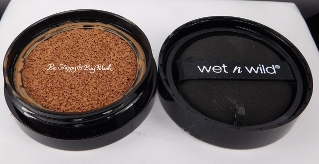 Wet N Wild Mega Cushion Contour Cafe Au Slay! | Be Happy And Buy Polish
