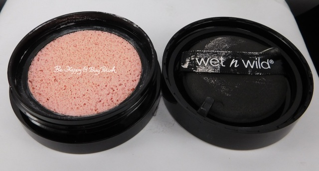 Wet N Wild Mega Cushion Highlight Who's That Pearl | Be Happy And Buy Polish