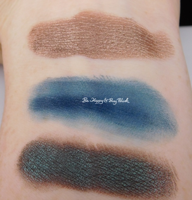 Wet N Wild Plaid to the Bone eyeshadow palette swatches | Be Happy And Buy Polish