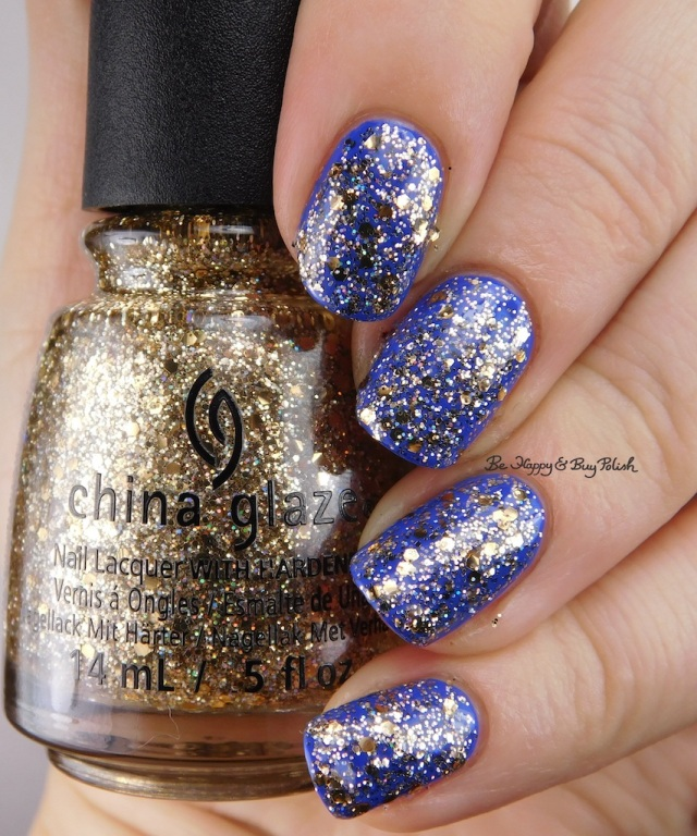 China Glaze Counting Carats over I Sea the Point | Be Happy And Buy Polish